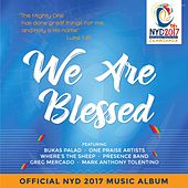 We Are Blessed (NYD2017 National Youth Day Zamboanga Official Album) von Various Artists