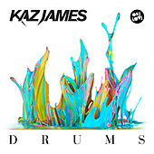 Drums by Kaz James