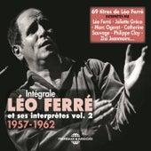 Léo Ferré et ses interprètes, vol. 2 : 1957-1962 de Various Artists