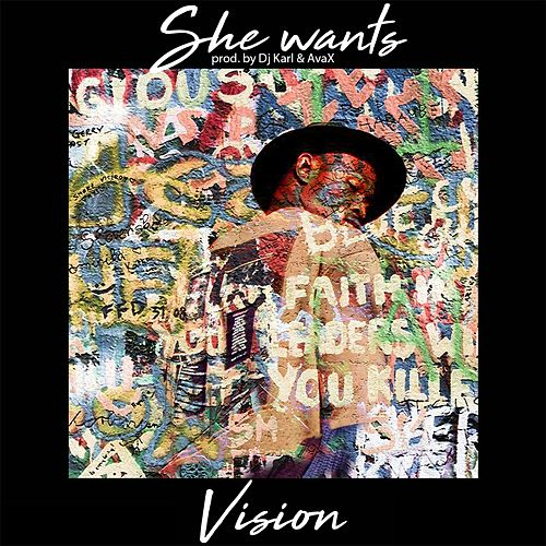 She Wants by Vision