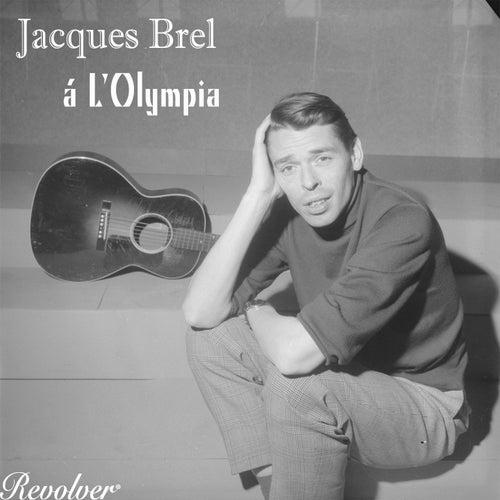 Jacques Brel à L'Olympia von Jacques Brel