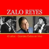 45 Años Grandes Éxitos (En Vivo) de Zalo Reyes