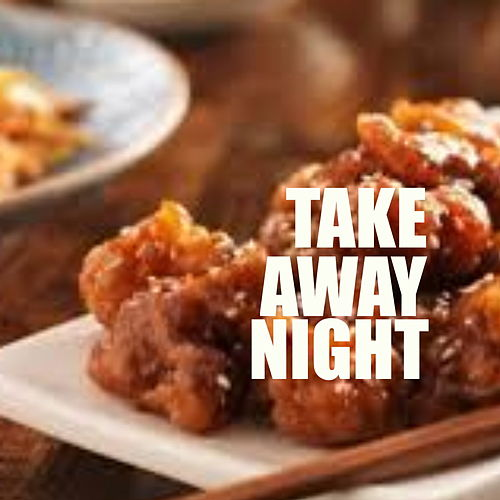 Take-Away Night de Various Artists