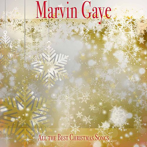 All the Best Christmas Songs de Marvin Gaye