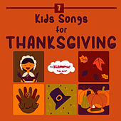 Kids Songs for Thanksgiving by The Kiboomers