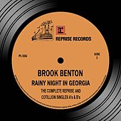 Rainy Night in Georgia: The Complete Reprise & Cotillion Singles A's & B's von Brook Benton