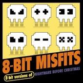 8-Bit Versions of Nightmare Before Christmas de 8-Bit Misfits