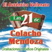 El Autentico del Vallenato de Colacho Mendoza