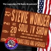 Legendary FM Broadcasts - Soul TV Show, WNET Studios NYC NY 20th December 1972 de Stevie Wonder