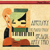 Arensky: The Piano Trios by Beaux Arts Trio