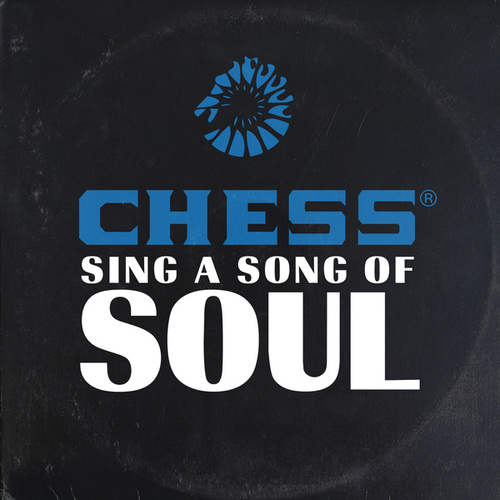 Chess Sing A Song Of Soul de Various Artists