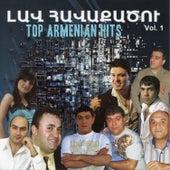 Lav Havaqatso: Top Armenian Hits Vol. 1 by Various Artists