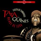 Fiesta de Tambores: Tata Güines Manos de Seda, Vol. 1 (Remasterizado) by Tata Guines