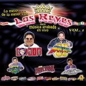 Los reyes de la música grabada, Vol.1 (Lo Mejor de Lo Mejor) [En Vivo] by Various Artists