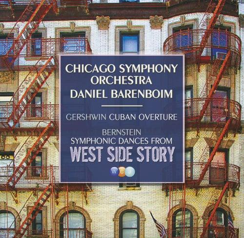 Barenboim conducts Bernstein, Gershwin, Ravel and Wagner by Daniel Barenboim