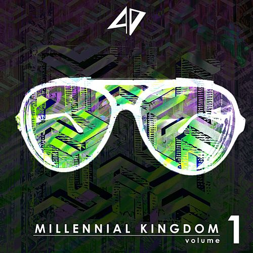 Millennial Kingdom, Vol. 1 - Single by Fourth Dimension