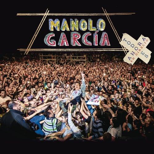Todo Es Ahora (En Directo) de Manolo Garcia