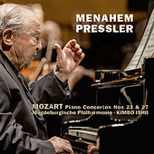 Mozart: Piano Concertos No. 23 & No. 27 (Live) von Various Artists