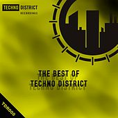 The Best Of Techno District, Vol. 1 - EP von Various Artists