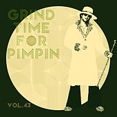 Grind Time For Pimpin,Vol.43 by Various Artists