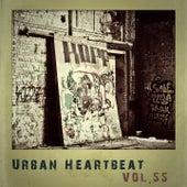 Urban Heartbeat,Vol.55 de Various Artists