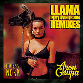 Llama In My Living Room (Remixes) by AronChupa
