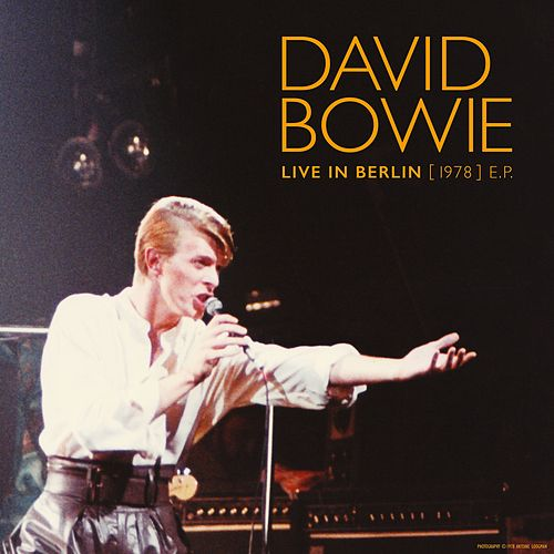 Live In Berlin (1978) E.P. by David Bowie