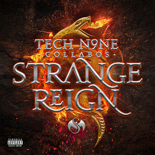 Strange Reign (Deluxe Edition) by Tech N9ne