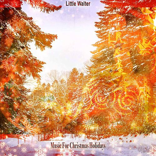 Music For Christmas Holidays de Little Walter