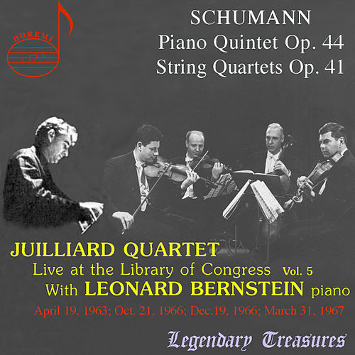 Juilliard String Quartet, Vol. 5 by Juilliard String Quartet