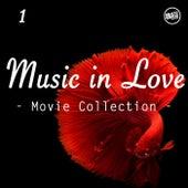 Music in Love, Movie Collection Vol. 1 von Various Artists