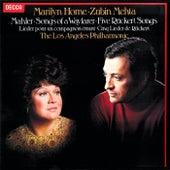 Mahler: Rückert-Lieder; Lieder eines fahrenden Gesellen de Zubin Mehta
