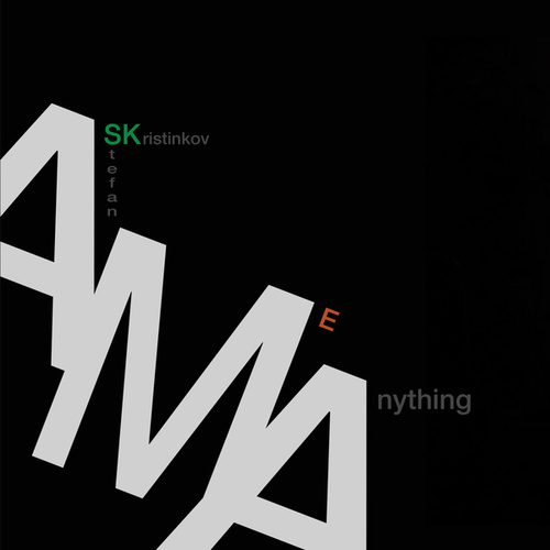 A.M.A. (Ask Me Anything) by Stefan Kristinkov