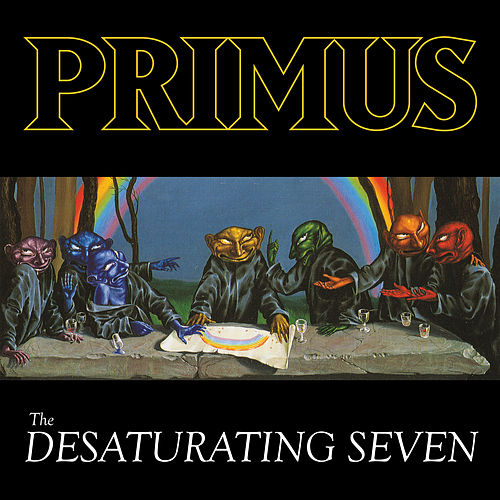 The Desaturating Seven by Primus