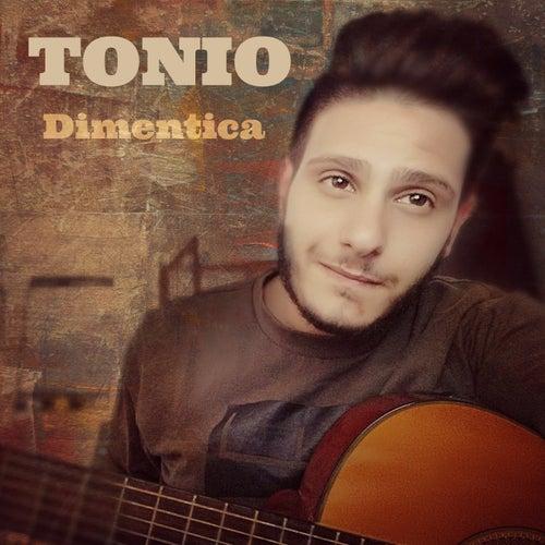 Dimentica by Tonio