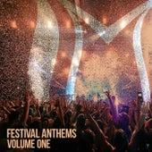 Festival Anthems, Vol. 1 - EP de Various Artists
