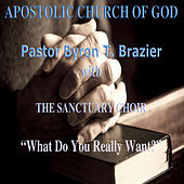 What Do You Really Want? by Dr. Byron T. Brazier