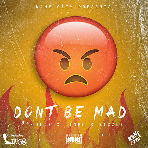 Don't Be Mad by Bizzle