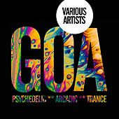 Goa: Psychedelic Arcadic Trance - EP by Various Artists