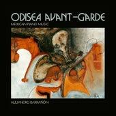 Odisea Avant-Garde Música Mexicana para Piano de Alejandro Barrañón