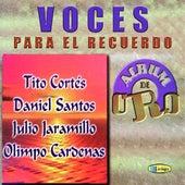 Voces para el Recuerdo (Albúm de Oro) by Various Artists