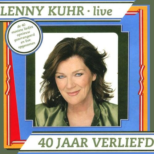 40 jaar verliefd 40 Jaar Verliefd (Live) by Lenny Kuhr 40 jaar verliefd