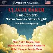 Claude Baker: Piano Concerto