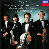Haydn: String Quartets Op. 76 Nos. 4-6 by Takács Quartet