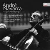 Prague Recordings by André Navarra