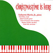 Christmastime Is Here di Lafayette Harris Jr.