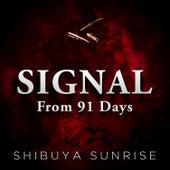 Signal de Shibuya Sunrise