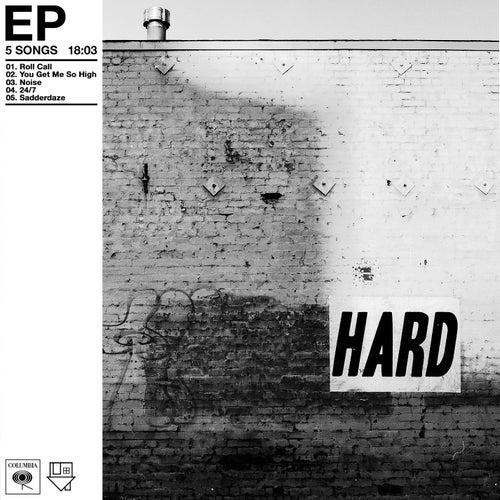 Hard - EP by The Neighbourhood