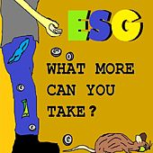 What More Can You Take? de ESG