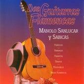 Dos guitarras flamencas de Manolo Sanlúcar